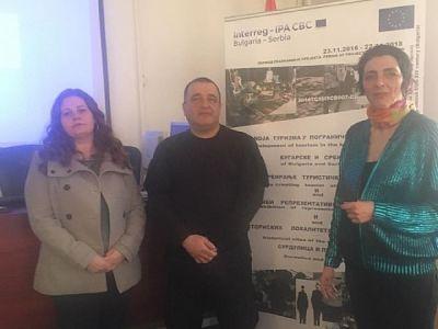 Встъпителна пресконференция в гр. Сурдулица - 22.02.2017г. - Изображение 4