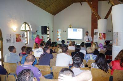 Среща-обучение в гр. Сурдулица  - 31 май - 1 юни 2017 г - Изображение 3