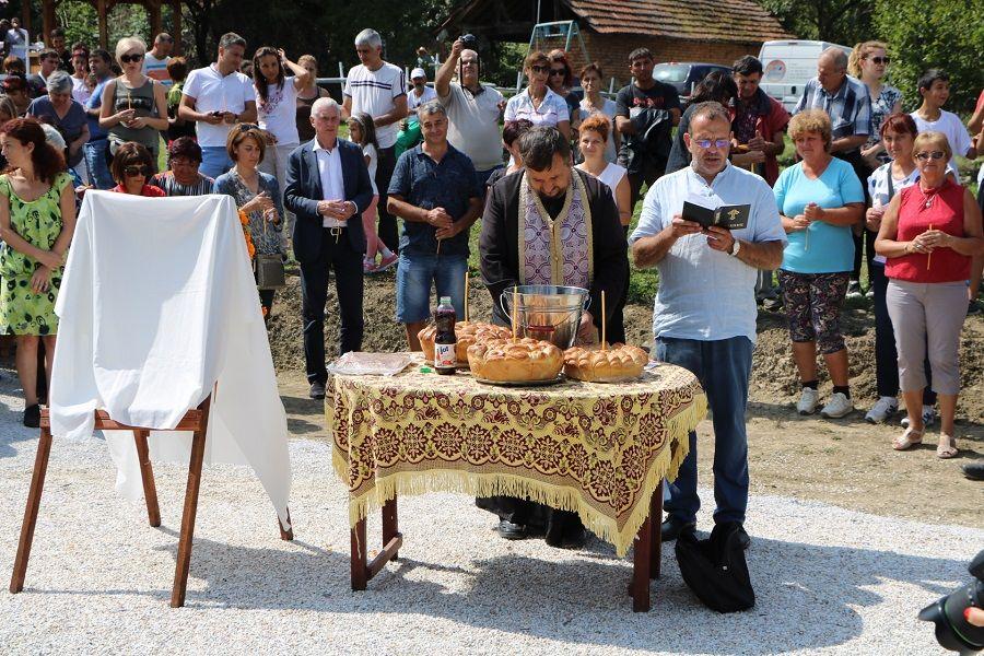 Откриване на реновираните обекти на културно-историческото наследство - Проект - Правец Сурдулица