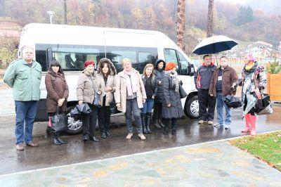 Заключителна пресконференция в община Сурдулица, Република Сърбия по проекта - Изображение 10