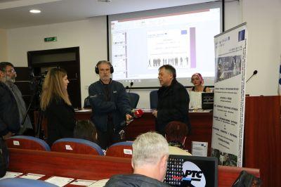Заключителна пресконференция в община Сурдулица, Република Сърбия по проекта - Изображение 3