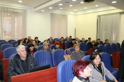 Заключителна пресконференция в община Сурдулица, Република Сърбия по проекта - Изображение 4