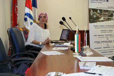 Заключителна пресконференция в община Сурдулица, Република Сърбия по проекта - Изображение 6
