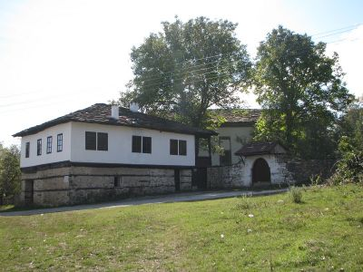 Старо класно училище, с.  Видраре, община Правец - Проект - Правец Сурдулица