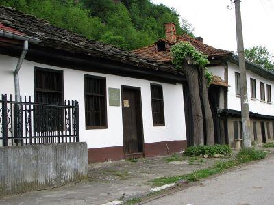 Туняковски хан, с.  Видраре, община Правец - Проект - Правец Сурдулица
