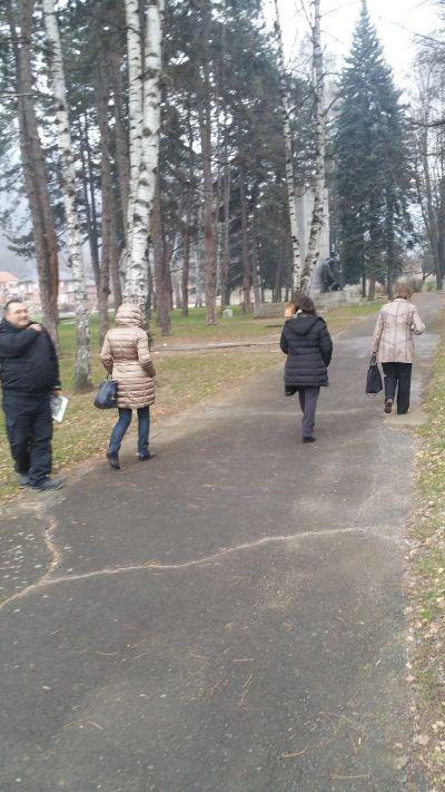 Парк Сурдулица 4 - Проект - Правец Сурдулица