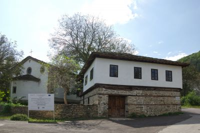 Старо класно училище с. Видраре - след проекта 11 - Проект - Правец Сурдулица
