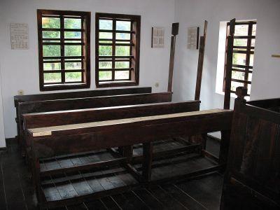 Възстановка на класна стая от ХІХ в. - Проект - Правец Сурдулица