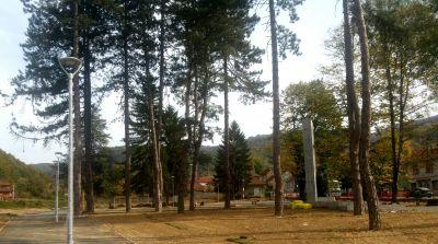 Градски парк в гр. Сурдулица, Сърбия - след 12 - Проект - Правец Сурдулица